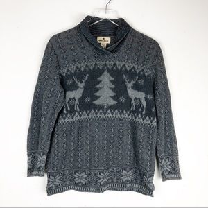 Woolrich | V Neck Sweater